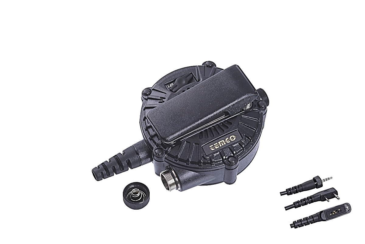 大型PTTボタンインターフェース(単4電池駆動)